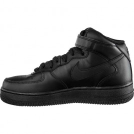 Boty Nike WMNS Air Force 1 Mid 07 Black 366731-001