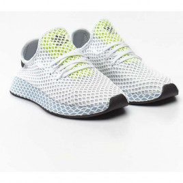Boty Adidas Deerupt Runner W Blue Tint CG6094
