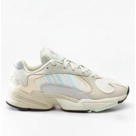 Boty Adidas Yung 1 Beige/Ice Mint CG7118