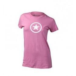Tričko Converse All Star Vintage Tee pink
