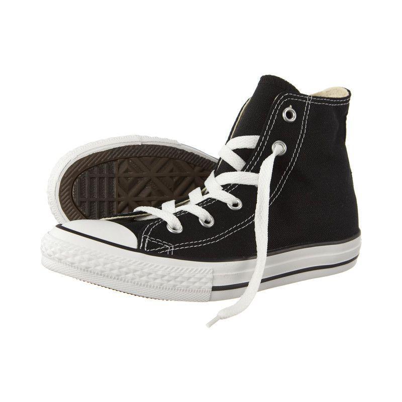 Dětské boty Converse 3J231 Chuck Taylor All Star Black (černé ... 4a119f14c3