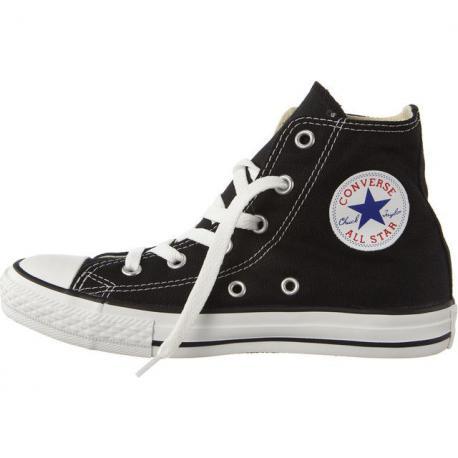 eaad5c329be Dětské boty Converse 3J231 Chuck Taylor All Star Black (černé ...