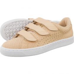 Boty Puma Basket Strap Exotic Skin W 36270703