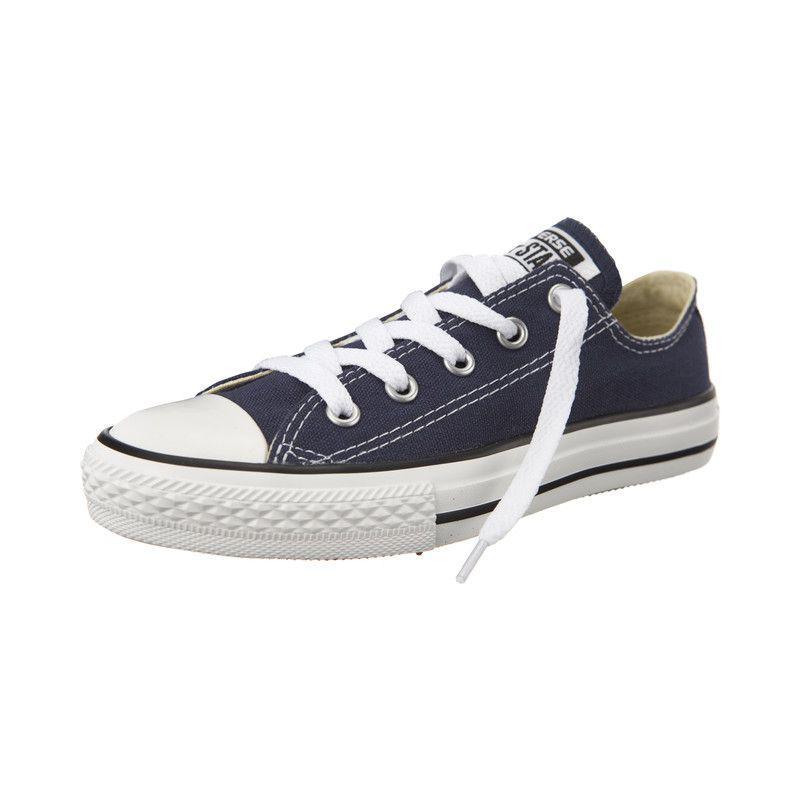 Dětské boty Converse 3J237 Chuck Taylor All Star Navy (modré ... 3985cdedf17