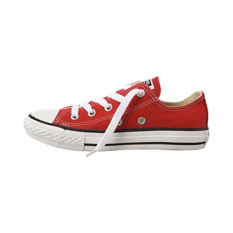 a544e796b1c Dětské boty Converse 3J236 Chuck Taylor All Star Red (červené ...