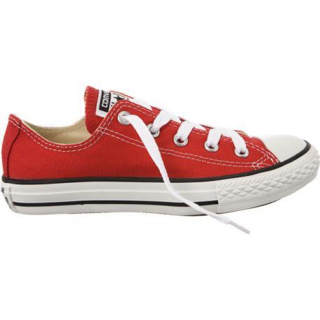 5243ea8798 Dětské boty Converse 3J236 Chuck Taylor All Star Red (červené ...
