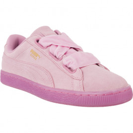 Boty Puma Suede Heart Reset W Pink