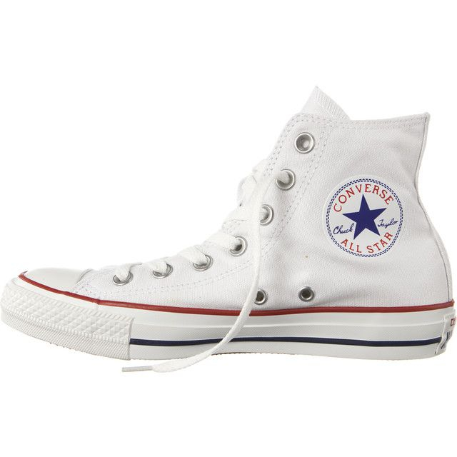 Boty Converse M7650 Chuck Taylor All Star High White (bílé) - 39 06fec256d0