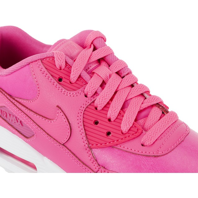 Nike Boty Nike Air Max 90 LTR GS Pink 724852-600 - 37,5 724852-600