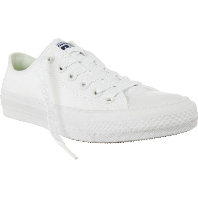 Boty Converse 150154 Chuck Taylor All Star II Optic White (bílé) - 37
