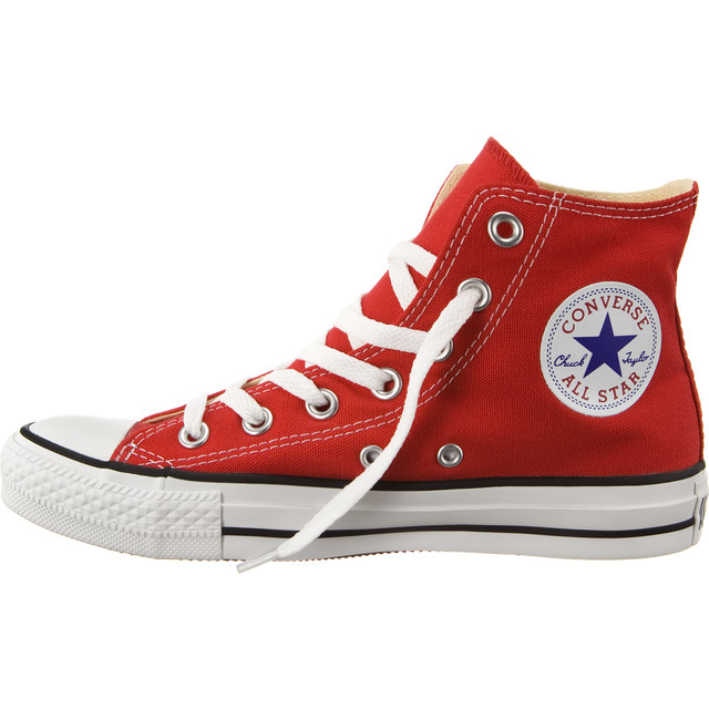 Converse M9621 Chuck Taylor All Star High Red (červené) - 44 99b55f697a