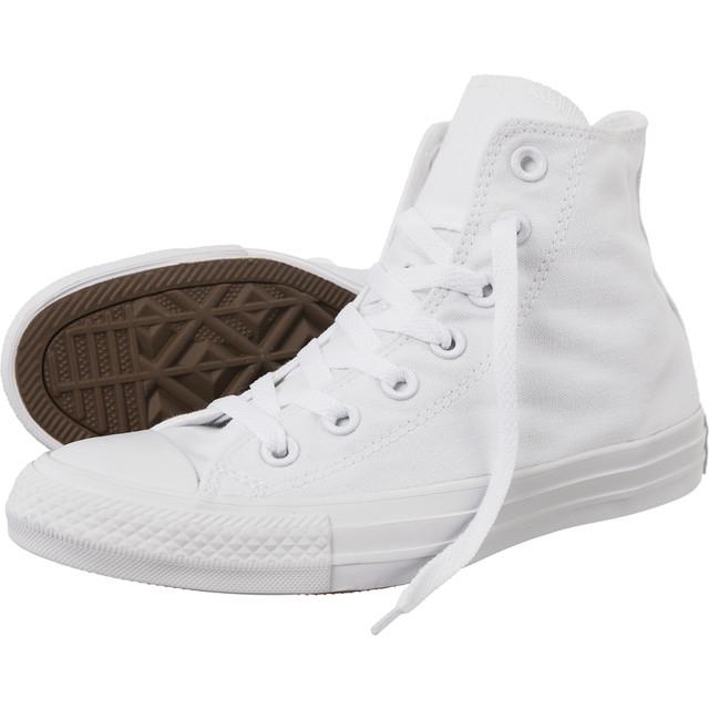 d4fa88610fa3 Converse Boty Converse 1U646 Chuck Taylor All Star High White (bílé) - 38  1U646